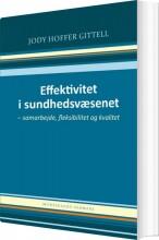 effektivitet i sundhedsvæsenet - bog