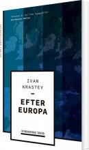 efter europa - bog