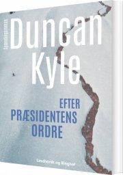 efter præsidentens ordre - bog