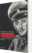 eichmann i jerusalem - bog