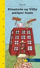 einstein og villy sælger huse - bog