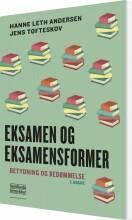 eksamen og eksamensformer - bog