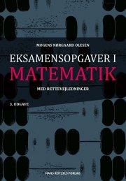 eksamensopgaver i matematik med rettevejledninger - bog