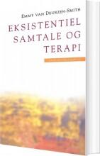 eksistentiel samtale og terapi - bog