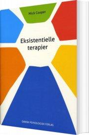 eksistentielle terapier - bog