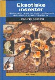 eksotiske insekter - bog