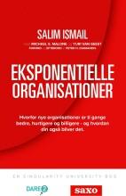 eksponentielle organisationer - bog