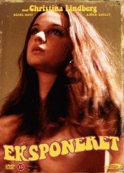 Image of   Exponerad / Eksponeret - Film - DVD - Film