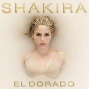 shakira - el dorado - cd