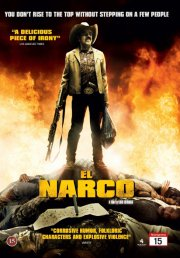 el narco - DVD