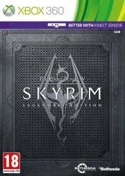 elder scrolls v: skyrim legendary edition - xbox 360