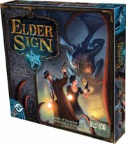 elder sign - engelsk - brætspil - Brætspil