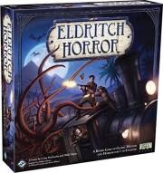 eldritch horror - brætspil på engelsk - Brætspil
