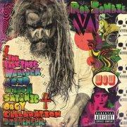 rob zombie - electric warlock acid witch satanic orgy celebration dispenser - cd