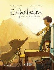 elefantastisk - af sted til afrika! - bog