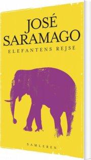 elefantens rejse - bog