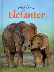 små fakta - elefanter - bog