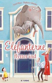 elefanterne flytter ind - bog