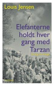 elefanterne holdt hver gang med tarzan - bog