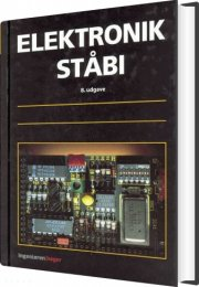 elektronik ståbi - bog
