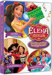 elena of avalor - a day to remember - DVD