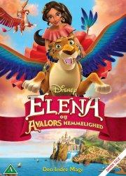 elena og avalors hemmelighed - DVD