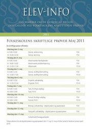 elev-info 2012 - bog