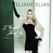 eliane elias - i thought about you - a tribute to chet baker - cd