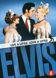 Billede af Elvis - Live A Little Love A Little - DVD - Film