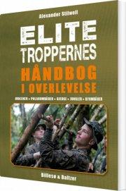 elitetroppernes håndbog i overlevelse - bog