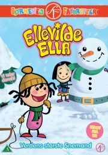 ellevilde ella 3 - verdens største snemand - DVD