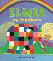 elmer og regnbuen - bog
