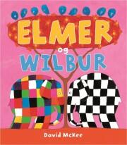 elmer og wilbur - bog