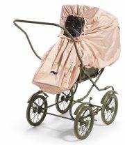 elodie details regnslag til barnevogn og klapvogn - lyserød - Babyudstyr