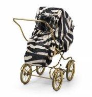 elodie details regnslag til barnevogn og klapvogn - zebra - Babyudstyr