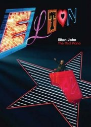 elton john - red piano - Blu-Ray