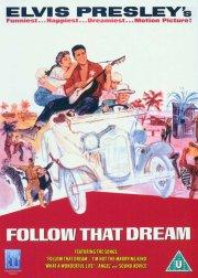 elvis presley - follow that dream - DVD