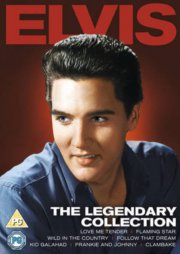 elvis presley - the legendary collection - DVD