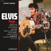 elvis presley - elvis sings - Vinyl / LP