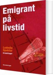emigrant på livstid - bog