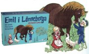 gulvpuslespil - emil fra lønneberg gulvpuslespil - Brætspil