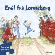 emil fra lønneberg - puslespil - bog