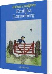 emil fra lønneberg - bog