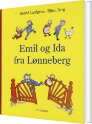 emil og ida fra lønneberg - bog
