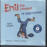 emil og suppeterrinen - CD Lydbog