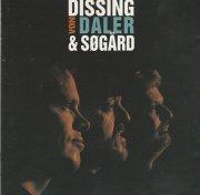 dissing - dissing, von daler og søgård - cd