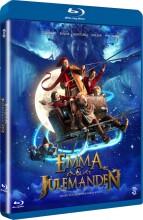 emma og julemanden: jagten på elverdronningens hjerte - Blu-Ray