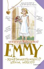 emmy (0) - konfirmationshys? hvem, mig?? - bog