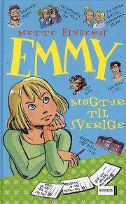 emmy 2 - møgtur til sverige - bog