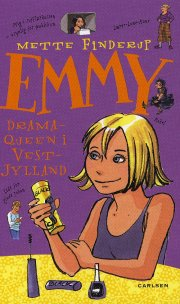emmy 4 - dramaqueen i vestjylland - bog